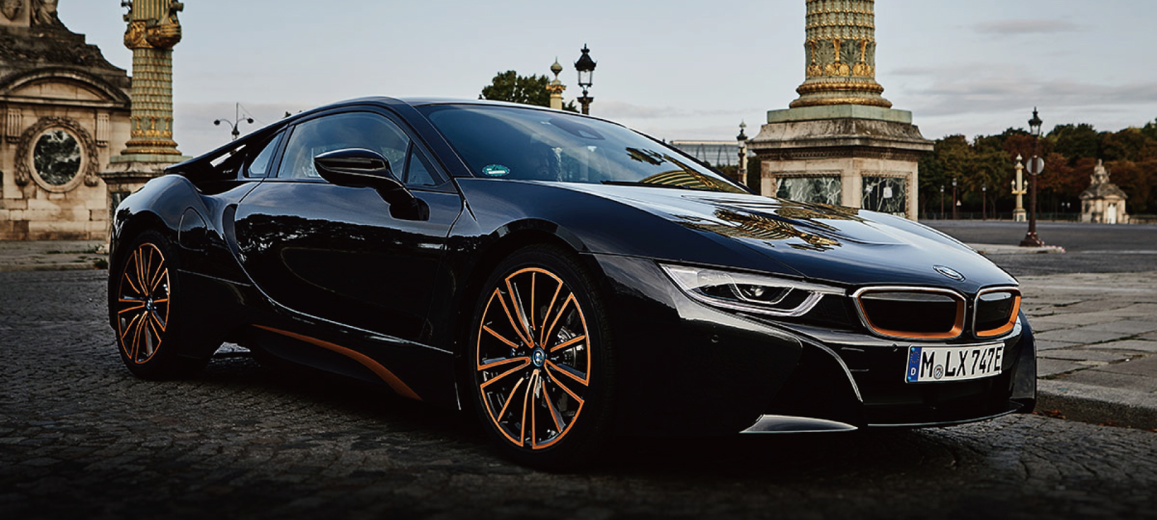 BMW i8 ULTIMATE SOPHISTO EDITION、登場。