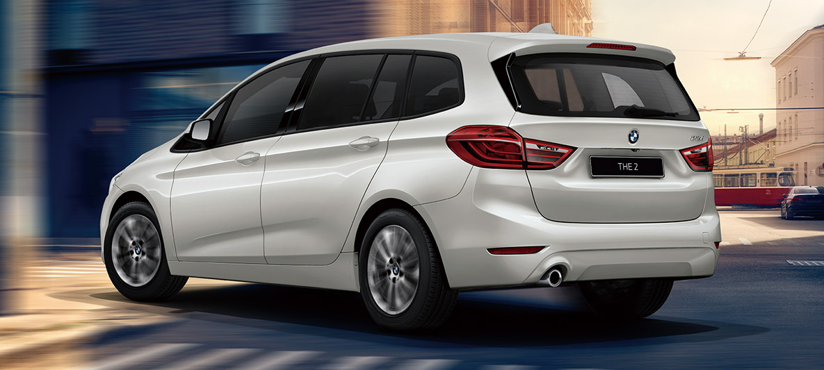 BMW 218d Gran Tourer Luxury